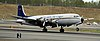 Everts Air Cargo DC-6 landing at ANC (6259046385)