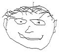 Everybody Draw Mohammed Day - This is prophet Mohammed by hegtor.jpg