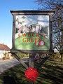 Ewhurst Green Village Sign - geograph.org.uk - 1741434.jpg