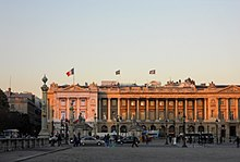 Fédération Internationale de l'Automobile headquarters, Place de la Concorde, Paris, France - 20111023.jpg