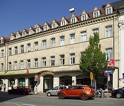 Friedrichstraße in Fürth