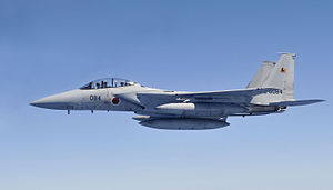 23rd Flying Training Squadron (JASDF) - 23rd Squadron Mitsubishi F-15DJ (2010)