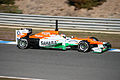 F1 2012 Jerez test - Force India 2.jpg