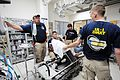 FEMA - 38460 - Iowa-1 DMAT team helping a resident in Texas.jpg