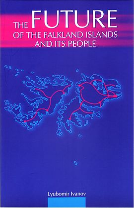 The cover of The Future of the Falkland Islands and Its People.