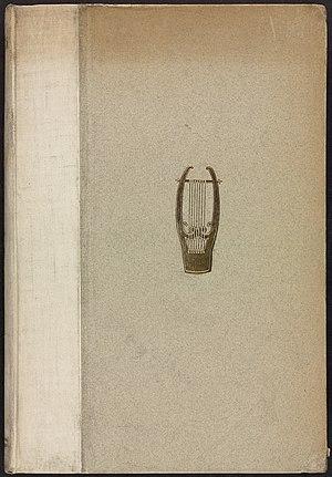 Annie Adams Fields - Orpheus: A Masque, 1900