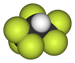 1,1,1,2,3,3,3-Heptafluoropropane - Image: FM 200 3D vd W