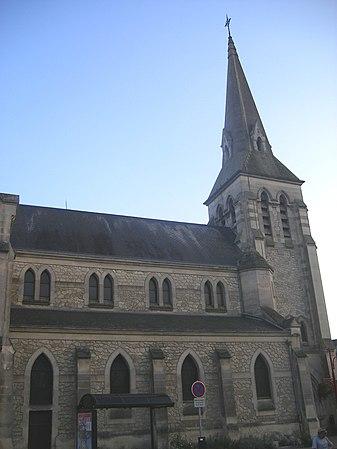 Église Sainte-Geneviève d'Anizy-le-Château