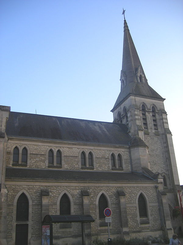 Photo de la ville Anizy-le-Grand