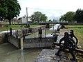 FR 17 Saint-Hippolyte - Écluses de Biard.JPG