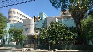 hospital espanol de mendoza: