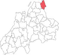 Tranås by i Jönköpings amt