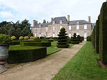 List Of Remarkable Gardens Of France Wikipedia