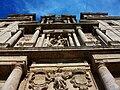 Façana de sant Miquel dels Reis des de baix.JPG