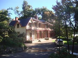 Fairfield House, Nelson - Fairfield House in 2012