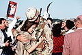Family and friends greet members of the 82nd Airborne Division upon their return from Operation Desert Storm - DPLA - c02b0f4f9f2b03810665a32da4931ae4.jpeg
