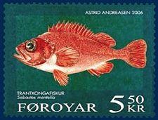 Фарерская марка 541 Deepwater Redfish.jpg