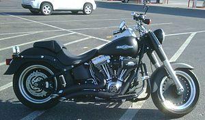 Softail - 2011 Harley-Davidson FLSTFB Softail Fat Boy Lo