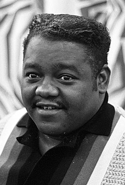 Fats Domino in Amsterdam 1962 (crop)