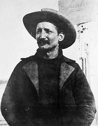 Fairbanks Gold Rush - Felix Pedro