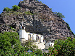 Felsenkirche Idar Oberstein