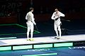 Fencing at the 2012 Summer Olympics 6272.jpg