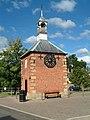 Fenstanton Clock Tower & Lockup - geograph.org.uk - 80781.jpg