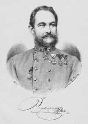 Ferdinand von Rosenzweig - Ferdinand von Rosenzweig