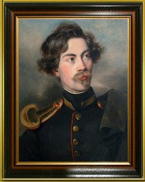 Ferdinand von Malaisé - Ferdinand Malaisé ca 1830