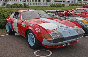 Ferrari Daytona - Ferrari 365 GTB/4 Competizione