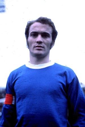 Ferruccio Mazzola - Mazzola as captain of Lazio