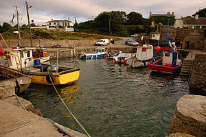 Fethard-on-Sea - Fethard Quay