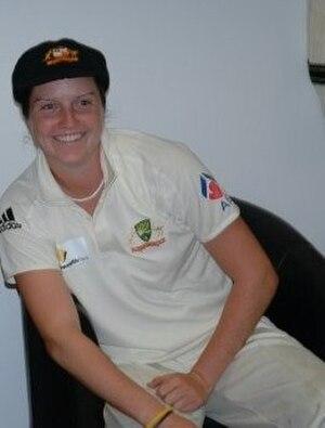 Rene Farrell - Farrell in July 2009