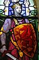 Ffenestr liw'r Tywysog Llywelyn Fawr Trefriw Sir Conwy 2014.png