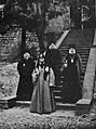 Fig. 14. Le nouveau pape de Géorgie, Kirion II, élu a la féte nationale de Géorgie, a M' Chket Aprés cent ans de papauté au Caucase (Dartigues 1919).jpg