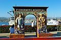 Fishermen's Memorial in Ventura, California.jpg