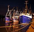 Fishing boats, Bangor - geograph.org.uk - 1603078.jpg