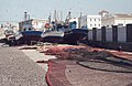 Fishing nets and dry dock. Tarifa (37498536810).jpg