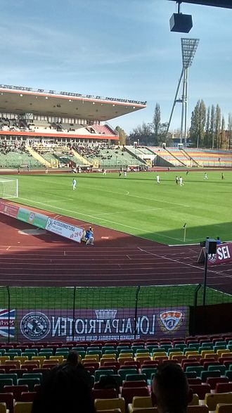 Berliner FC Dynamo - Friedrich Ludwig Jahn Sportpark