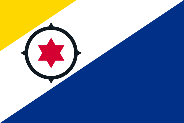 Archivo:Flag of Bonaire.svg