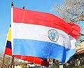 Flag of Paraguay (15829875639).jpg