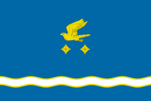 Stupino, Stupinsky District, Moscow Oblast - Image: Flag of Stupino (Moscow oblast)