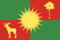 Flag of Zaborinskoe (Perm krai).png