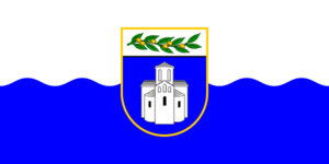 Zadar County - Image: Flag of Zadar County