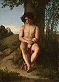 Flandrin-Hippolyte Jeune-berger-assis 1834-1835 Image Lyon-MBA Photo-Alain-Basset.jpg
