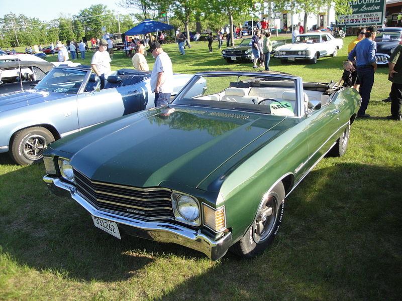 File:Flickr - DVS1mn - 72 Chevrolet Chevelle.jpg