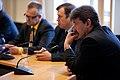 Flickr - Saeima - Saeimā viesojas Čehijas Republikas Parlamenta deputāti (1).jpg