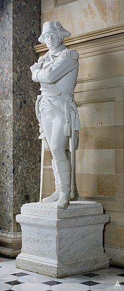 Ethan Allen Statue - Washington DC