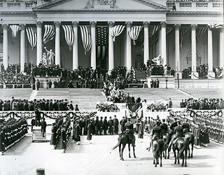 Second inauguration of Theodore Roosevelt 35th United States presidential inauguration
