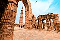 Flight path At Qutub Minar.jpg